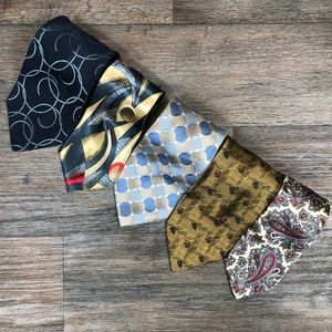 Other - Lot of 5 Silk Ties T26
